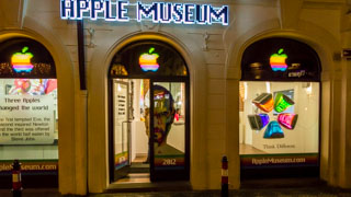 Apple Museum, Prague, Czech Republic